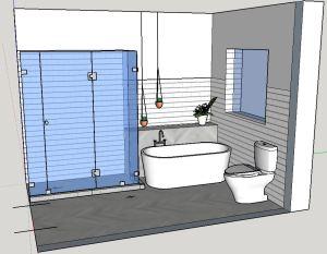 Alternate version - Australian Bathroom Project